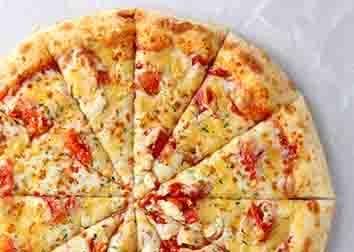 完熟トマトのチーズ&チーズ